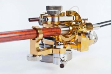 Reed 3P tonearm GOLD