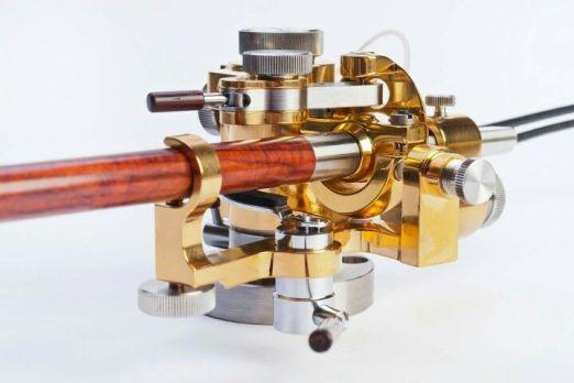 Reed 3P tonearm GOLD