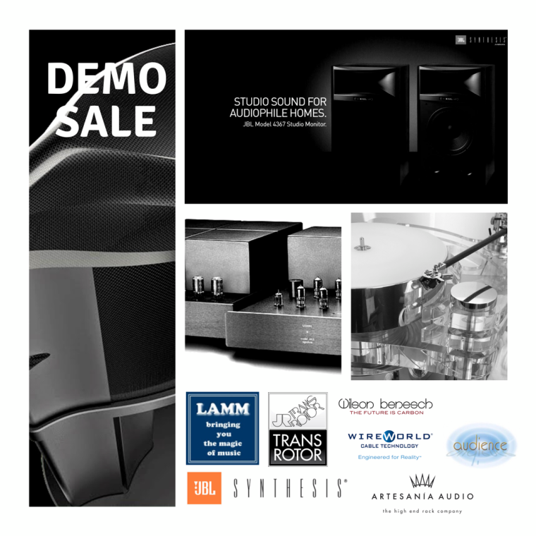 Demo sale Jan 19